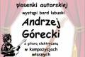 Plakat - Koncert Góreckiego